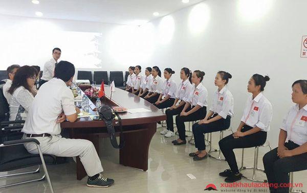 Thi tuyển đơn hàng chế biến thực phẩm 168 Nam/nữ tại TTC Việt Nam