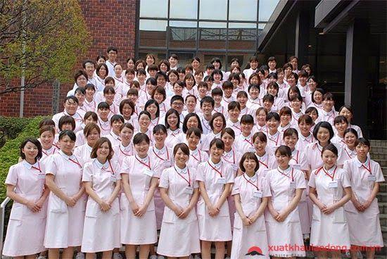 Tuyển chọn điều dưỡng, hộ lý sang Nhật