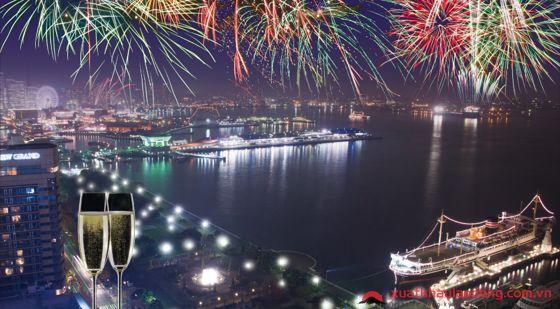 Lễ hội pháo hoa Yokohama Sparkling Twilight (横浜スパークリングトワイライト) (Kanagawa)