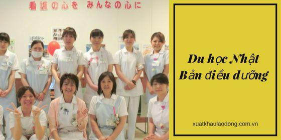 Du học Nhật Bản ngành điều dưỡng – cơ hội nhiều, tương lai sáng