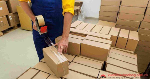 Tuyển 30 Nam/nữ làm đóng gói công nghiệp tại Saitama lương 32 triệu