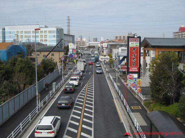 đơn hàng đóng gói công nghiệp tại saitama