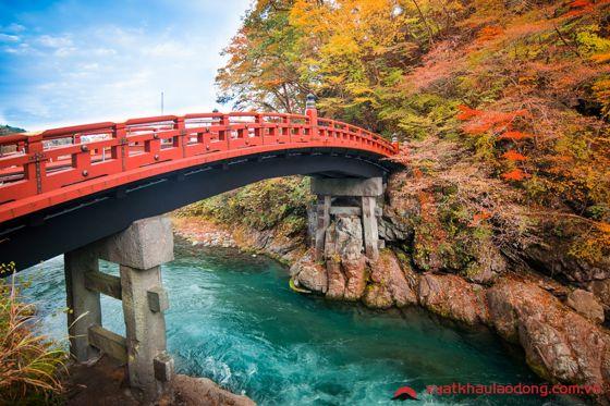 Cụm đền chùa Nikko