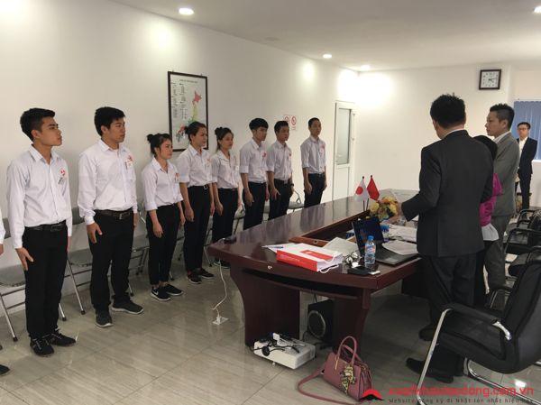Hoạt động XKLĐ tại TTC Việt Nam ngày 2/7 diễn ra sôi nổi