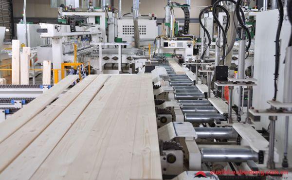 đơn hàng chế biến gỗ tại okayama