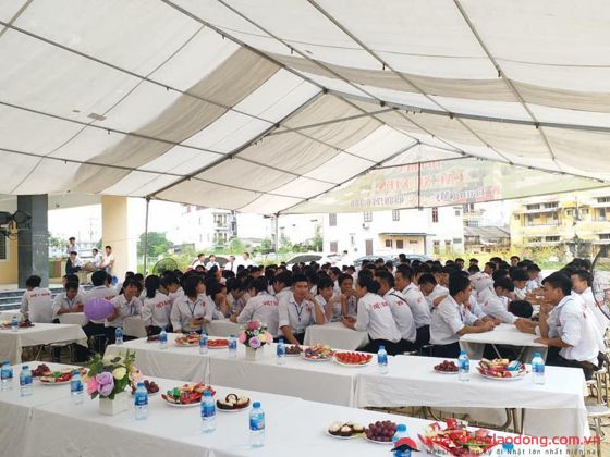 Khai trương trung tâm đào tạo thứ 8 - công ty MD Việt Nam