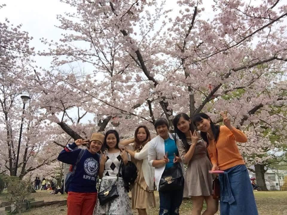 Đi Nhật: Phần thưởng cho sự dũng cảm…