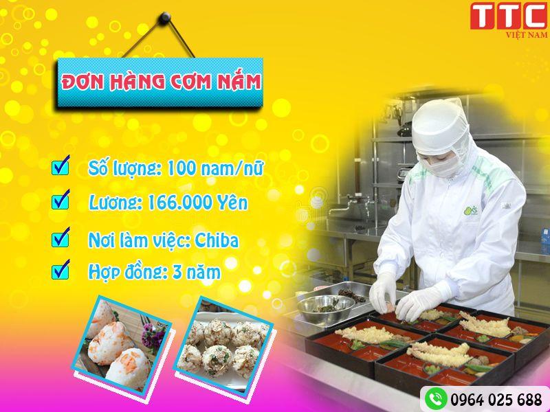 don hang thuc pham lam com nam tai chiba