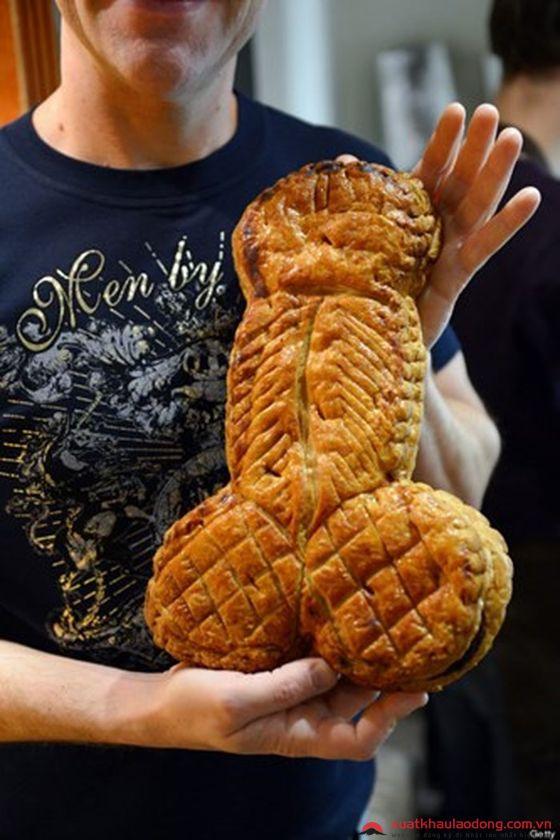 """Các loại bánh """"người lớn"""" chỉ có tại Nhật"""