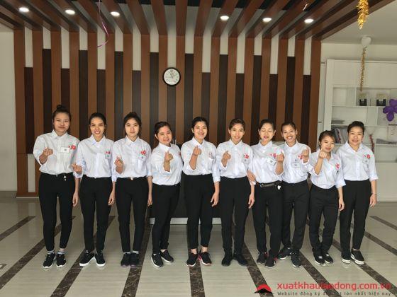 Cơ hội thi tuyển đơn hàng đi Nhật tại Hà Nội HR việt Nam