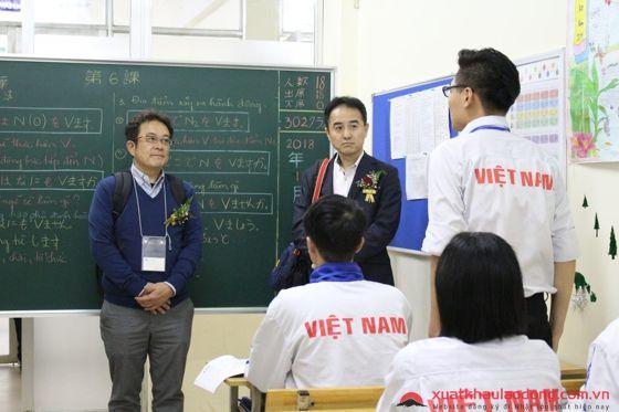 Hoạt động của nghiệp đoàn, xí nghiệp Nhật liên kết với MD Việt Nam