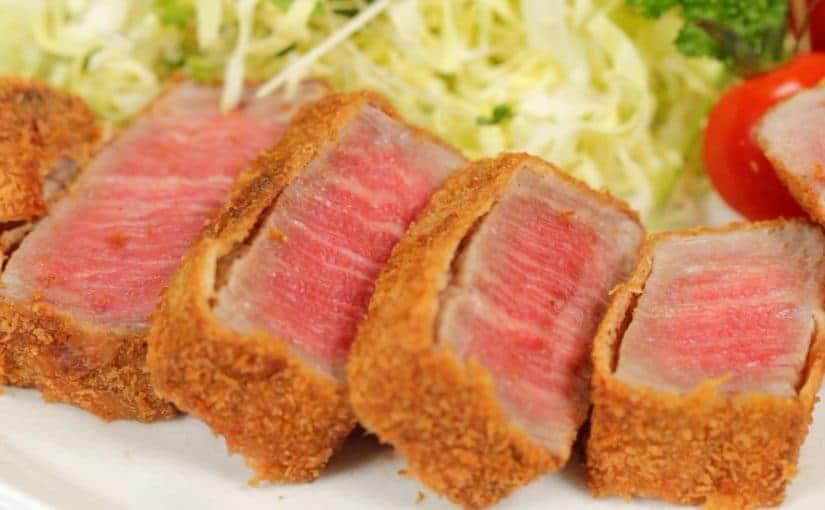 Ngất ngây món thịt bò Wagyu Nhật bản