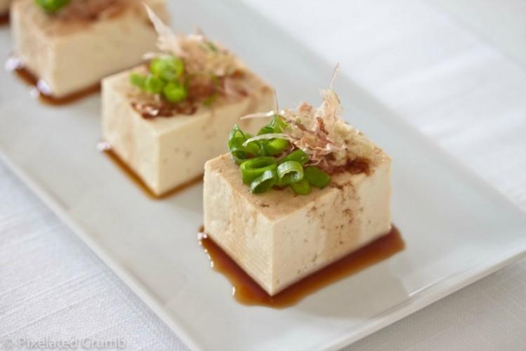 Tofu – vị ngon thanh tao