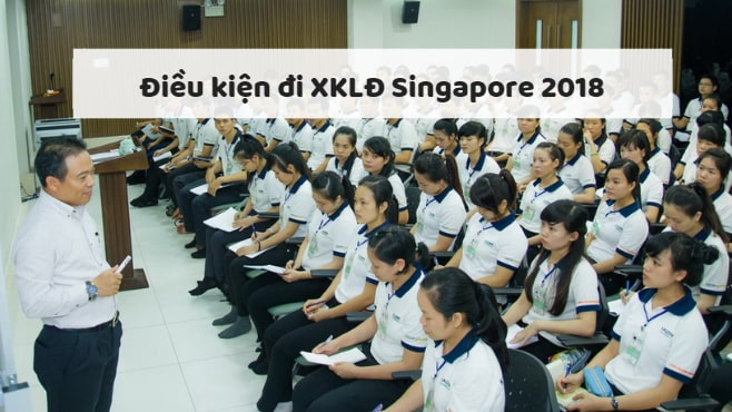 Có nên đi XKLĐ Singapore 2019 không? - Nỗi THẤP THỎM của lao động Việt còn bỏ ngỏ!