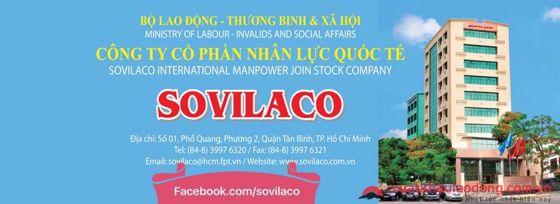 Công ty Cổ phần Nhân lực Quốc tế Sovilaco