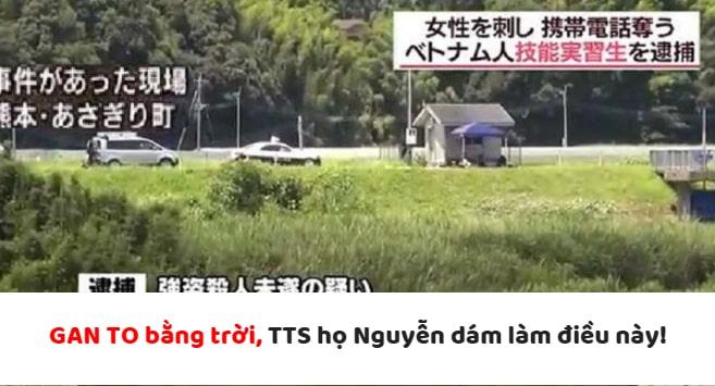 Gia nhập đội sát thủ máu lạnh, TTS Nhật Bản có nguy cơ TÙ MỌT GÔNG
