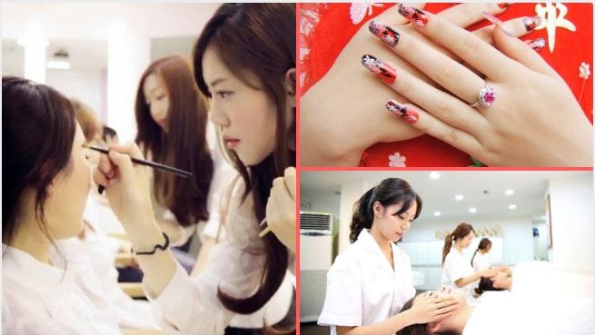 Du học Nhật Bản ngành làm đẹp – Cơ hội MỚI cho giới trẻ!