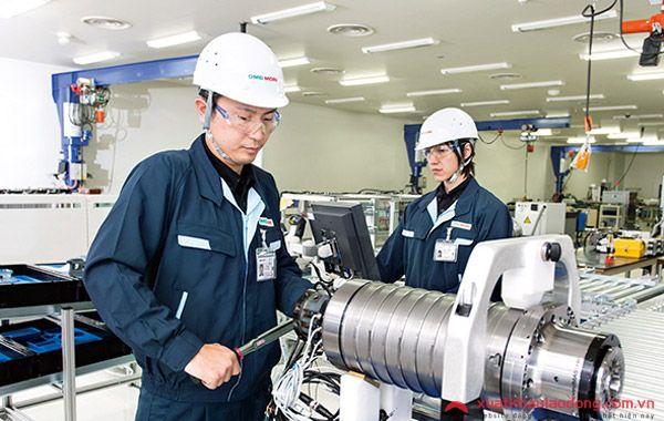đơn hàng kỹ sư chế tạo cơ khí đi nhật