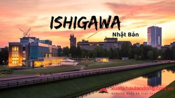 Tỉnh Ishikawa  Nhật Bản – vùng đất NGHIỆN vàng!
