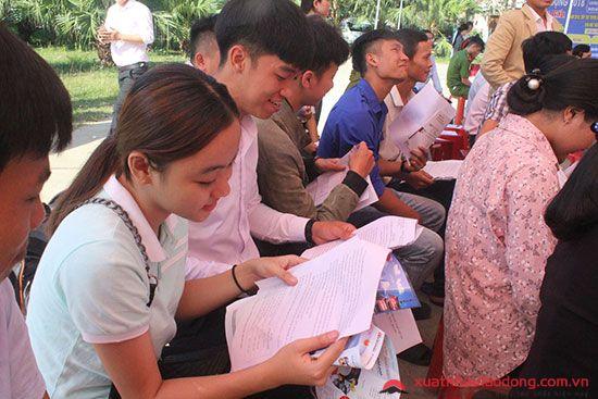 Lao động Quảng Nam được phổ biến về xuất khẩu lao động