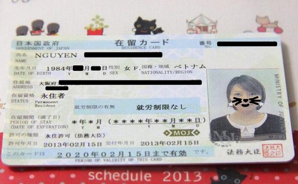 Visa ở Nhật có mấy loại? TTS, DHS sang Nhật thì visa loại gì?