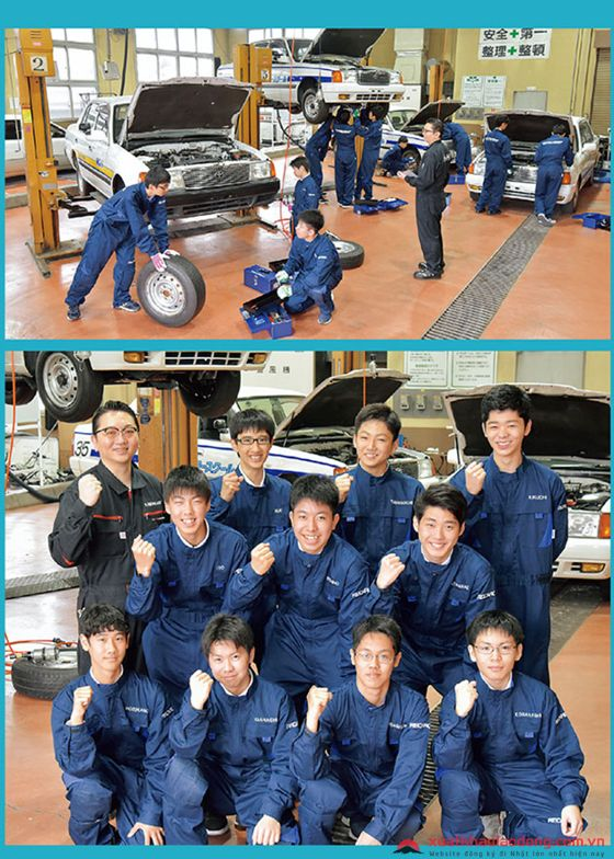 đơn hàng kỹ sư ô tô tại nhật bản