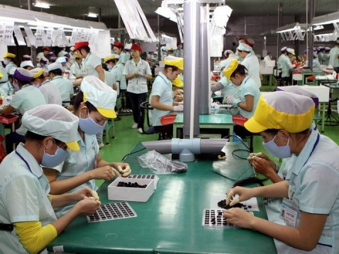 TOP các đơn hàng đi XKLĐ Nhật Bản 2020 KHÔNG YÊU CẦU kinh nghiệm, lương 35-40 triệu/tháng