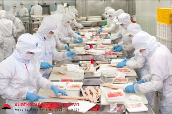 Cơ hội đi Nhật làm chế biến thịt nhận ngay 32 triệu/tháng