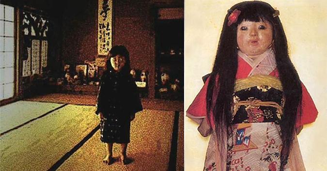 Búp bê Nhật Bản Okiku – NỖI SỢ HÃI ám ảnh Nhật Bản đến tận ngày nay