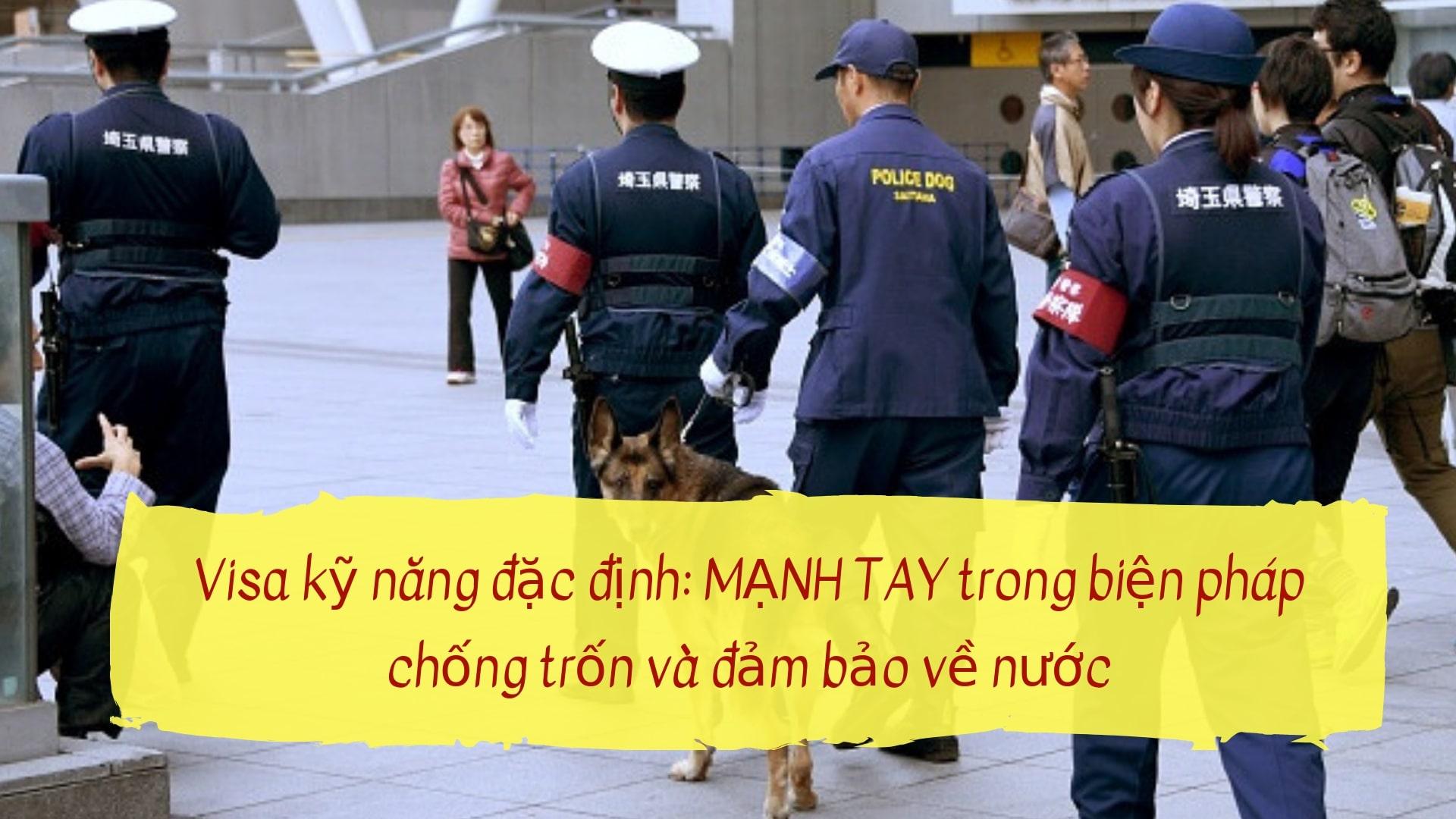 [TIN VUI] TTS Việt Nam sẽ là đối tượng ĐẦU TIÊN được áp dụng chính sách VISA MỚI từ ngày 01/08/2020