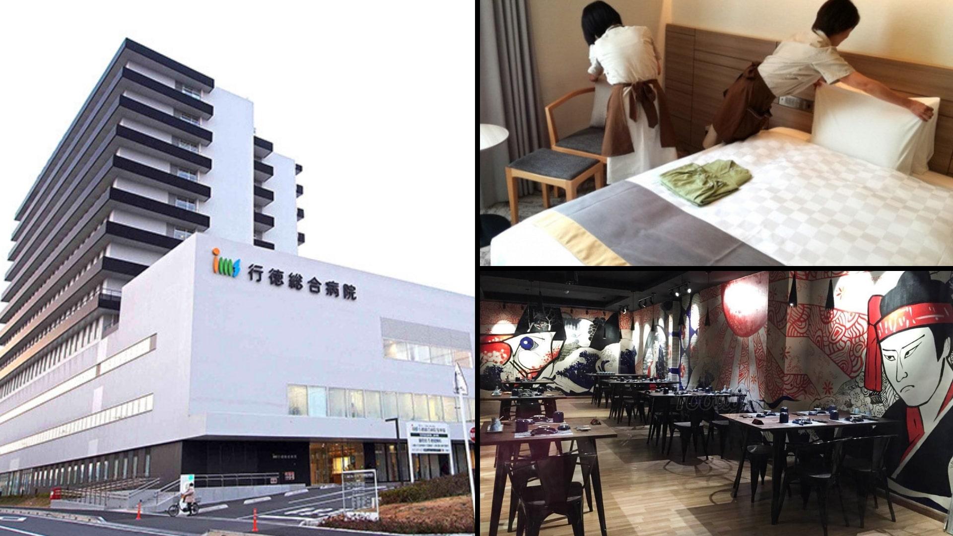 5 SỰ THẬT về đơn hàng vệ sinh tòa nhà khi đi XKLĐ Nhật Bản