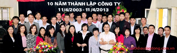 Nhân viên công ty Châu Hưng - công ty XKLĐ Nhật Bản tại Hà Nội