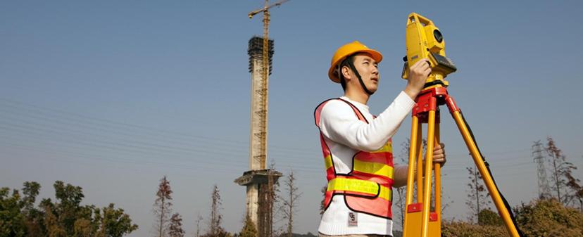 thực tế công việc kỹ sư trắc địa đi Nhật
