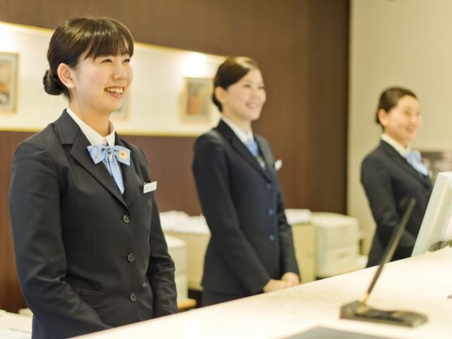 Đơn hàng lễ tân đi Nhật tại Aichi
