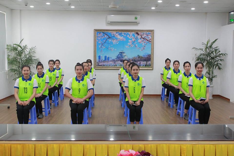 25 nữ làm đúc nhựa LƯƠNG CAO tại Saitama,