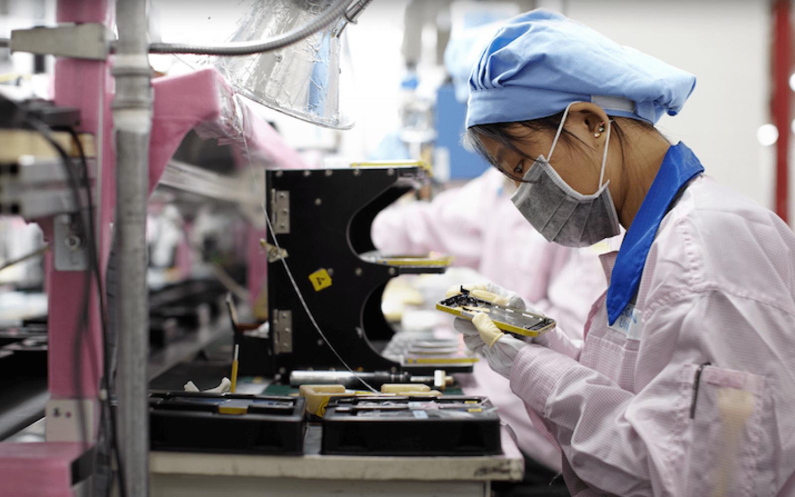 Đơn hàng lắp ráp linh kiện điện tử đi Nhật có ĐỘC HẠI không?