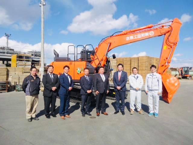 Kỹ sư máy xây dựng đi Nhật