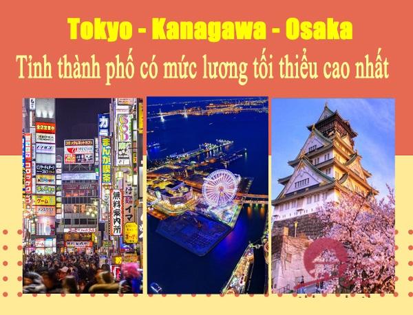 Nên chọn tỉnh nào khi đi XKLĐ Nhật Bản 2020?