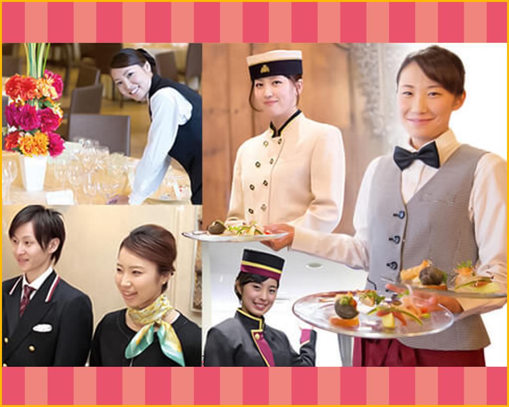 Chọn đơn hàng đặc định ngành dịch vụ ăn uống nào khi đi XKLĐ Nhật Bản?