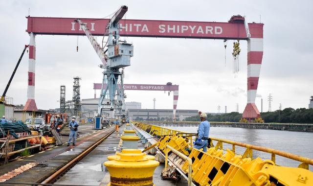 Tổng hợp các đơn hàng đặc định chế tạo tàu biển lương cao năm 2020