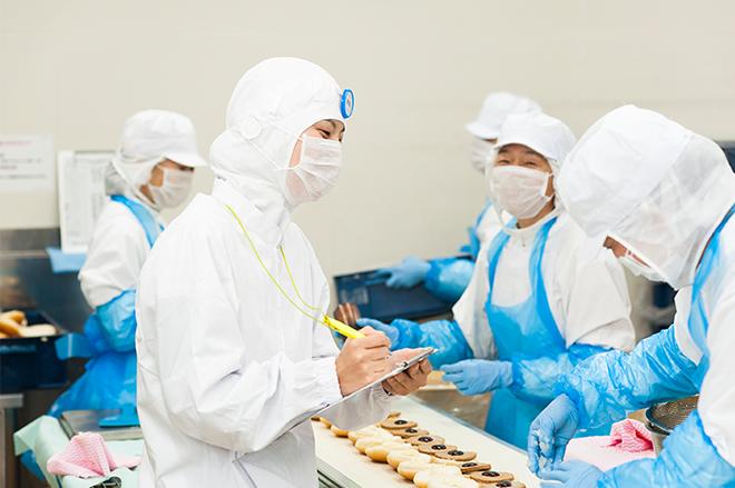 Đơn hàng visa đặc định làm cơm hộp tại Aichi