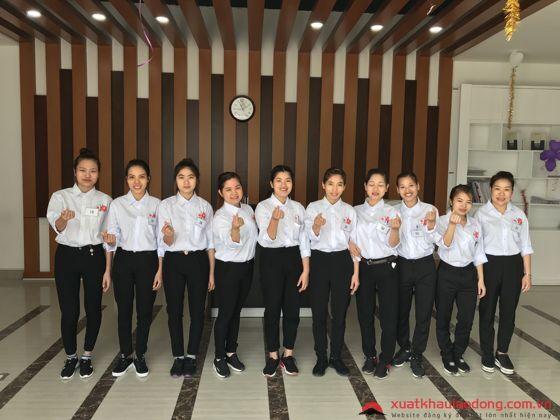 Cơ hội thi tuyển đơn hàng đi Nhật tại xuatkhaulaodong.com.vn việt Nam