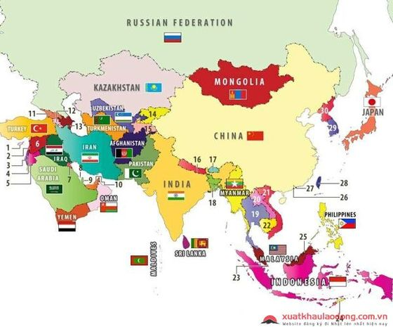 Bản đồ Nhật Bản Va Vị Tri Nhật Bản Tren Bản đồ Thế Giới