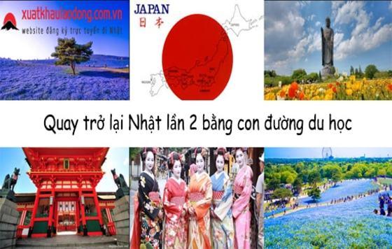 4 con đường đưa TTS quay trở lại Nhật lần 2 THẬT DỄ DÀNG