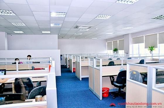 văn phòng công ty Batimex