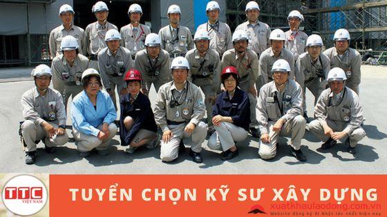 1. Lương kỹ sư xây dựng tại Nhật Bản