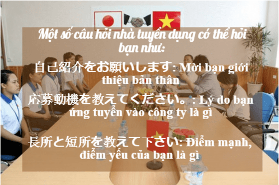 Kinh nghiệm phỏng vấn với người Nhật
