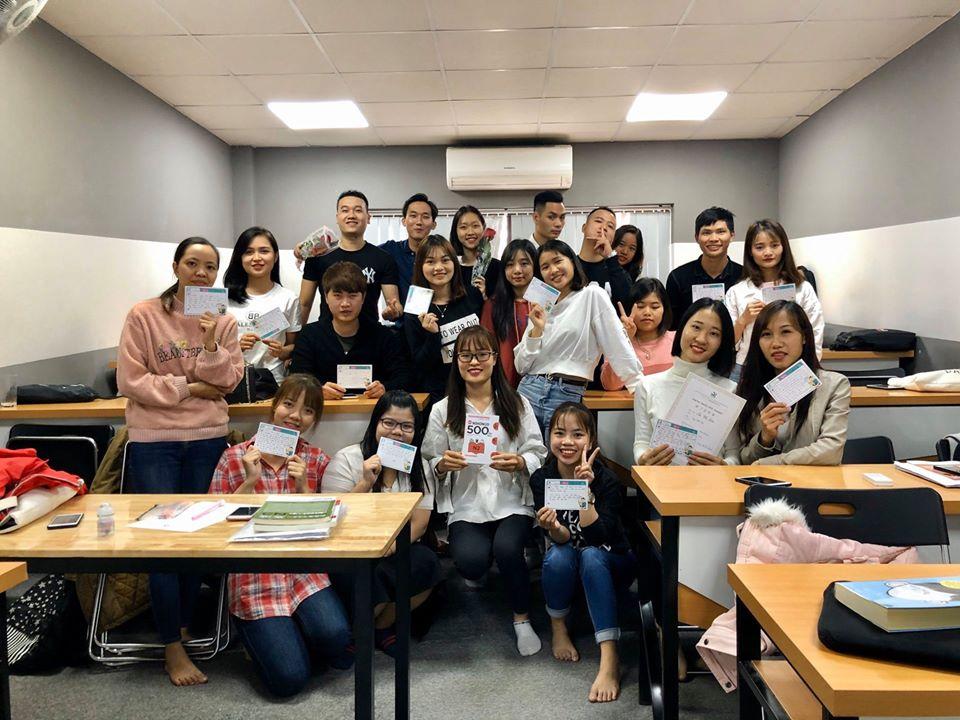 TOP 10 trung tâm tiếng Nhật uy tín tại Cầu Giấy, Hà Nội