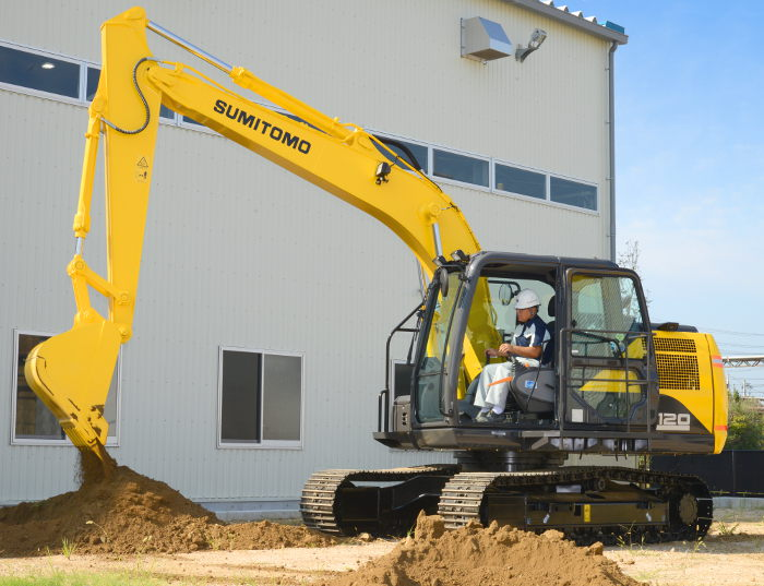 Đơn hàng đặc định lái máy xây dựng tại Osaka lương cao