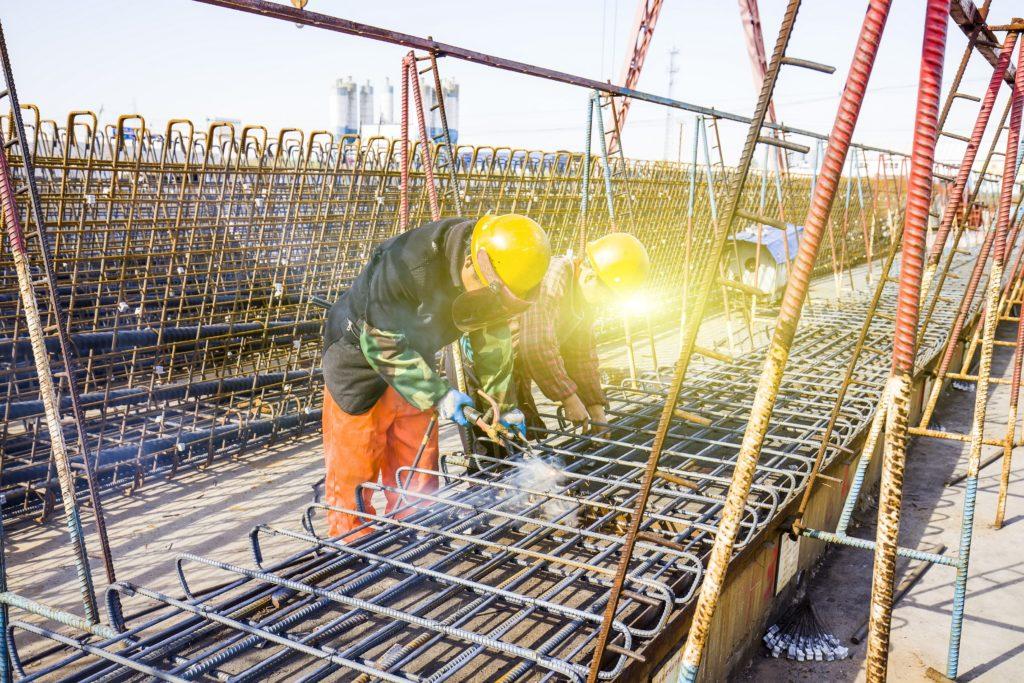 Đơn hàng đặc định làm hàn xây dựng tại Chiba, Nhật Bản